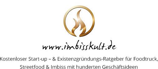 Imbisskult – Die Kultwebsite für Currywurst, Burger, Döner, Bratwurst, Fritten & Co. Logo